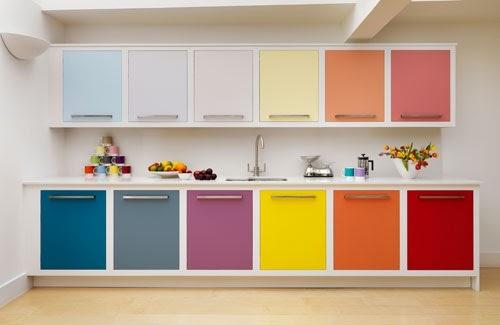 Veja aqui as últimas tendências para pintar sua cozinha!
